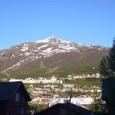 ナルヴィクの山と街