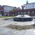 ナルヴィク市内の戦争博物館