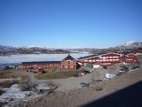 アビスコ~ノルウェー国境