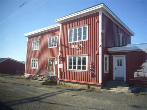 ノルウェー国境~ナルヴィク(Bjornfjell駅)