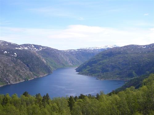 世界の(電)車窓から: ノルウェ...