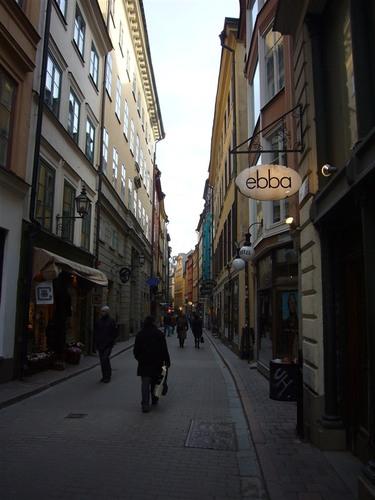 Vasterlanggatan