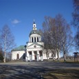 Skelleftea Landskyrka(教会)