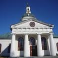 Skelleftea Landskyrka(教会)入口