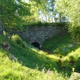 An old bridge in Nordana